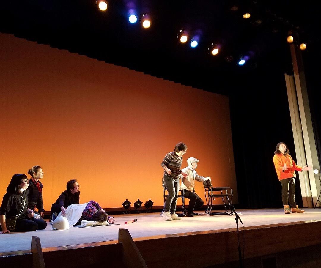 劇団員は65歳以上!!新潟で『銀河鉄道の夜』公演を成功させたい!