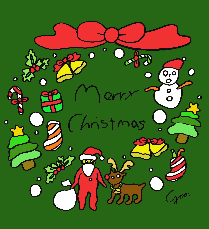 京都にいる家族にクリスマスプレゼントを贈りたい